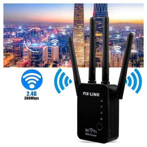 Pix-Link WR16 pojačivač signala Wi-Fi repetitor 300Mbps 2